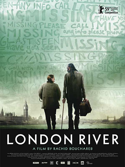 sortie dvd London river