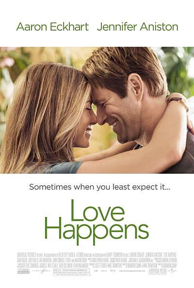 sortie vod, dvd Love happens