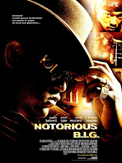 sortie vod, dvd Notorious B.I.G
