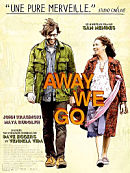 sortie dvd Away we go