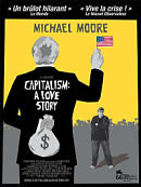 affiche sortie dvd Capitalism - A Love Story