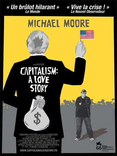 sortie vod, dvd Capitalism - A Love Story