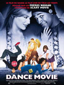 affiche sortie dvd Dance Movie