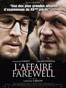 sortie dvd l'affaire Farewell