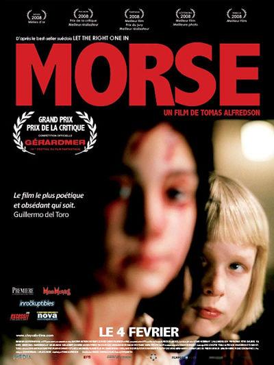 sortie vod, dvd et blu-ray Morse
