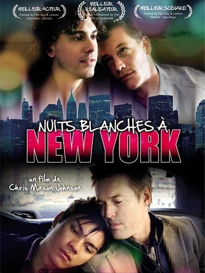 sortie vod, dvd Nuits blanches à New York