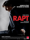 sortie dvd Rapt