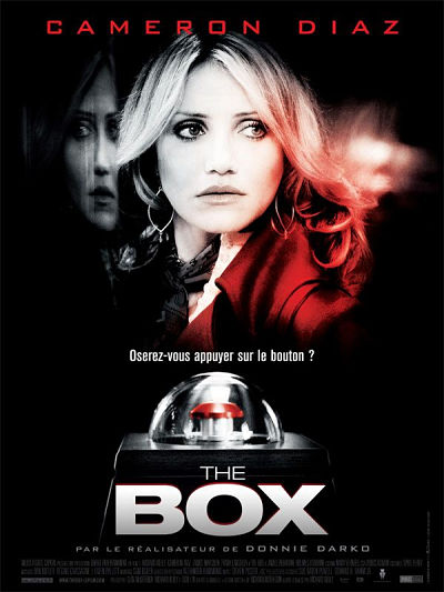 sortie vod, dvd et blu-ray The Box