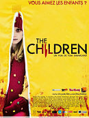 affiche sortie dvd the children