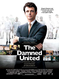 affiche sortie dvd The Damned United