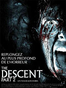 affiche sortie dvd the descent - part 2