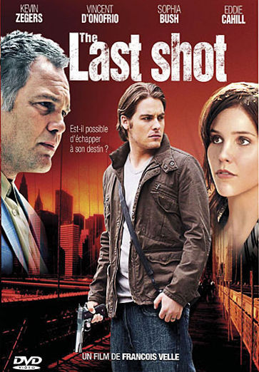 sortie vod, dvd The last shot