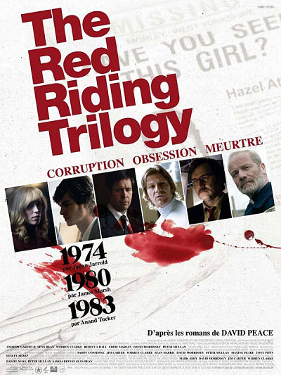 sortie vod, dvd The Red Riding Trilogy - 1980