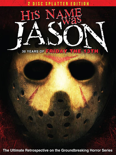 sortie vod, dvd et blu-ray His Name Was Jason