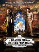 sortie dvd l'imaginarium du docteur parnassus