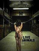 affiche sortie dvd live animals