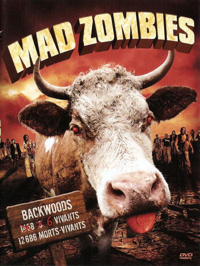 sortie blu-ray Mad zombies