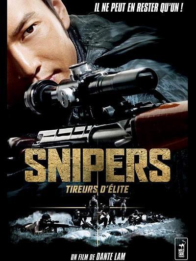 Snipers, tireurs d'élite affiche