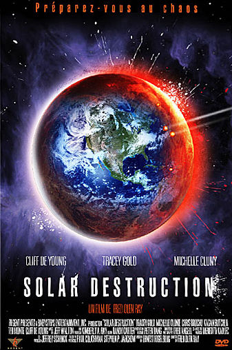 sortie dvd Solar destruction