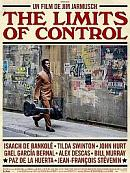 affiche sortie dvd The Limits of Control