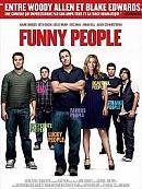 affiche sortie dvd Funny People