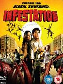 affiche sortie dvd infestation