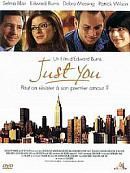 affiche sortie dvd Just You