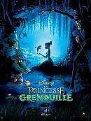 sortie dvd la princesse et la grenouille