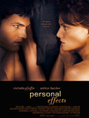 affiche sortie dvd Personal Effects