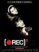 affiche sortie dvd rec 2