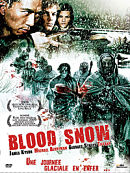 affiche sortie dvd blood snow