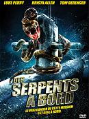 affiche sortie dvd des serpents a bord