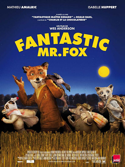 sortie vod, dvd et blu-ray Fantastic Mr. Fox