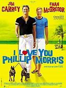 affiche sortie dvd I Love You Phillip Morris