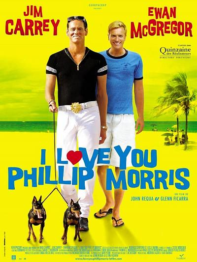 sortie vod, dvd et blu-ray I Love You Phillip Morris