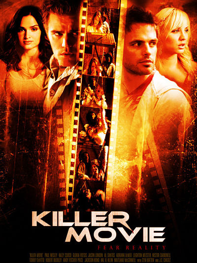 sortie dvd et blu-ray Killer Movie