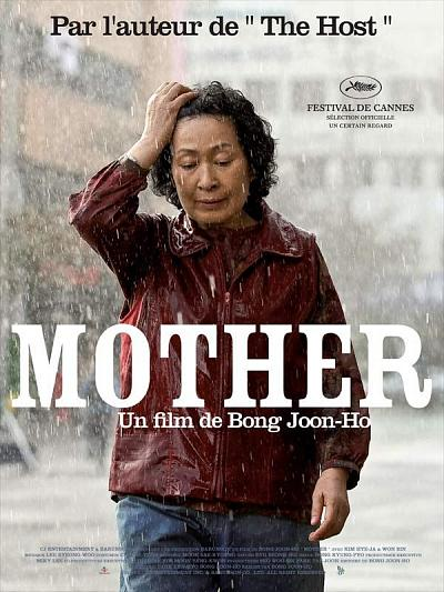 sortie vod, dvd Mother
