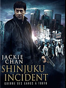 sortie dvd shinjuku incident - la guerre des gangs à Tokyo