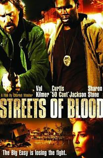 sortie dvd et blu-ray Streets of blood