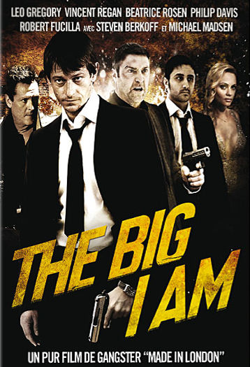 sortie dvd The Big I Am