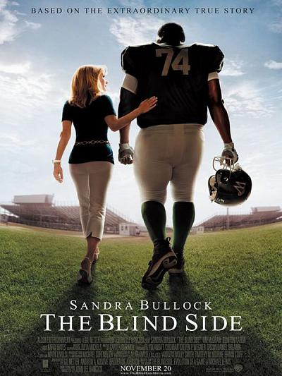 sortie vod, dvd et blu-ray The Blind Side