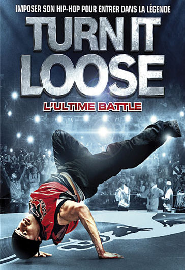 sortie dvd et blu-ray Turn It Loose - l'ultime battle