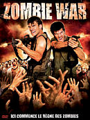 affiche sortie dvd zombie war