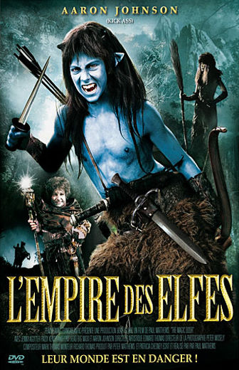 L'empire des Elfes (The Magic Door)
