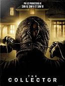 affiche sortie dvd the collector