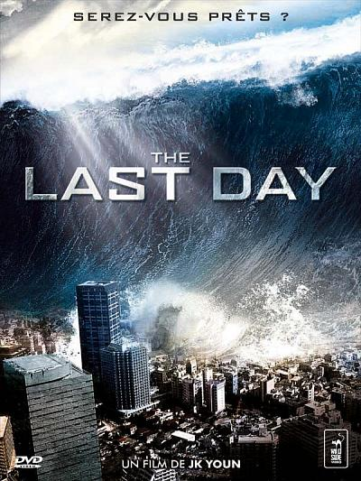 sortie vod, dvd et blu-ray The Last Day