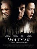 affiche sortie dvd wolfman