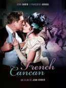 affiche sortie dvd french cancan