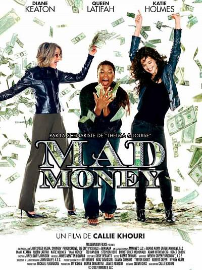 sortie vod, dvd et blu-ray Mad Money