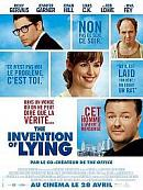 affiche sortie dvd Mytho-man ! - The Invention of Lying